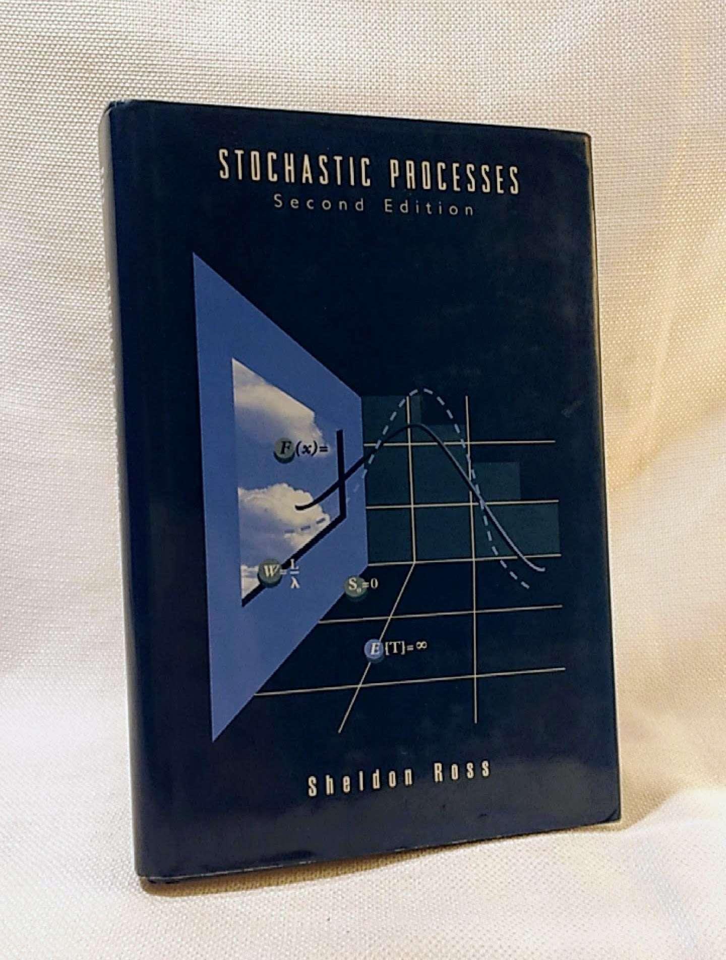 Stochastic Processes, Ross, Sheldon M.