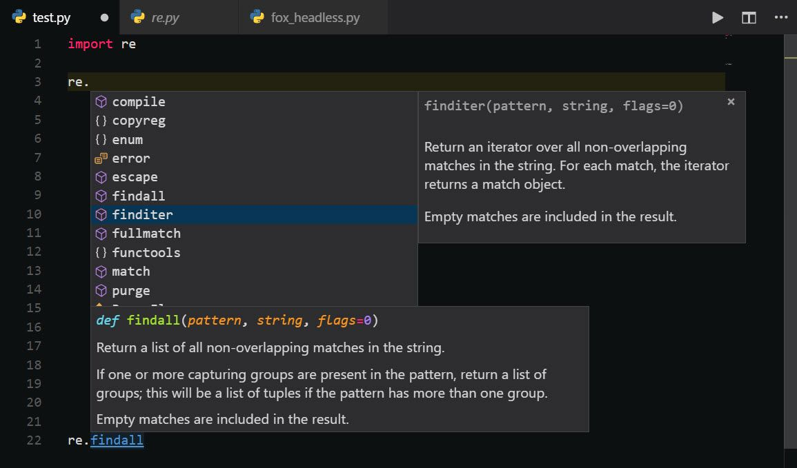 See content of modules - not just function names