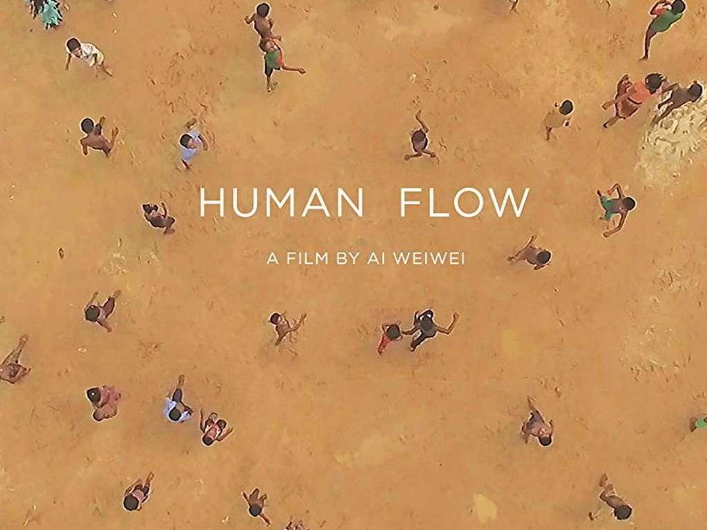Ανθρώπινη Ροή (Human flow) Movie