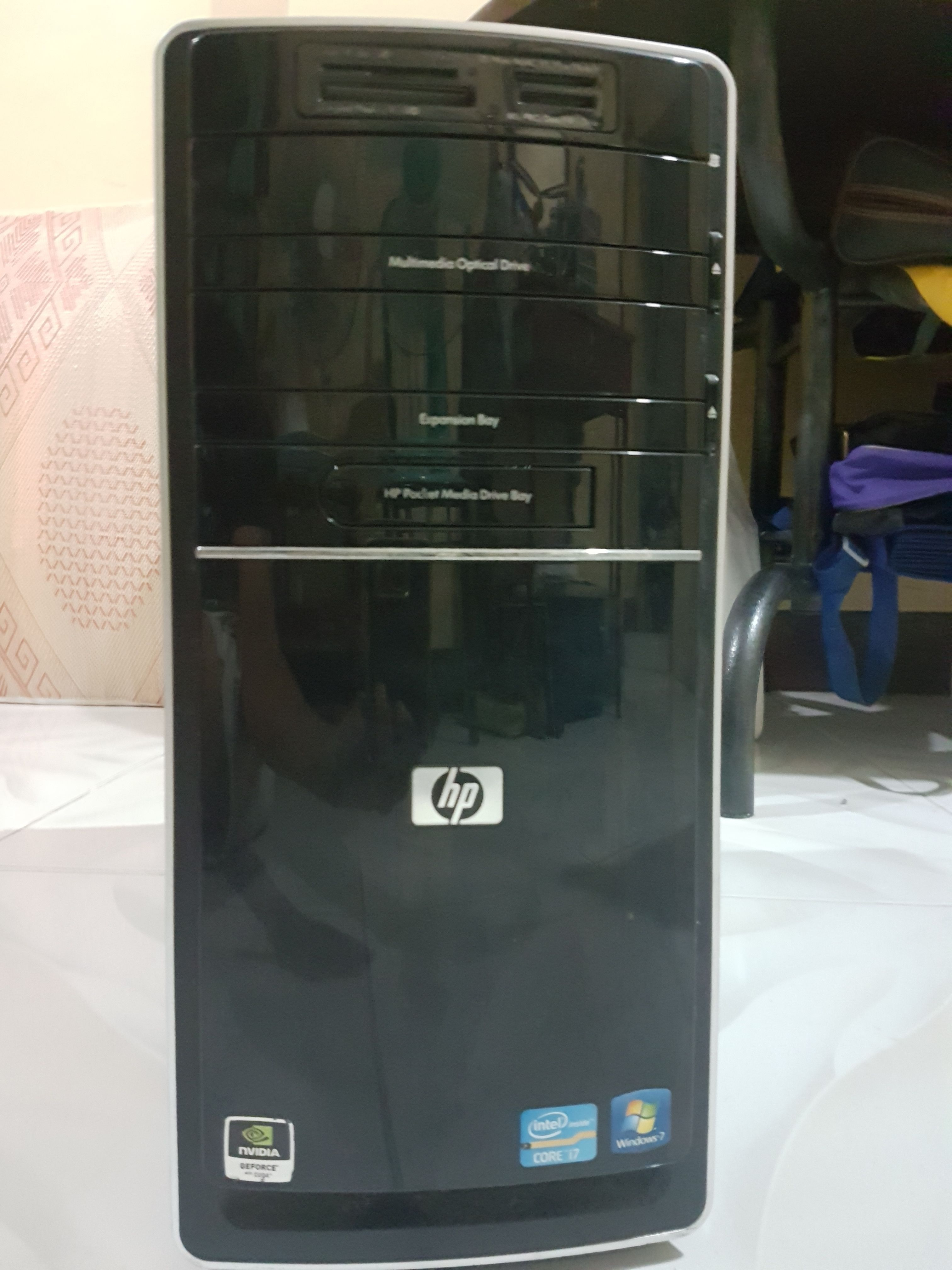 TipidPC com - (SOLD) Desktop Hp Pavilion P6000 Core i7 2600