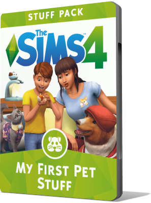 [PC] The Sims 4: My First Pet Stuff (2018) - SUB ITA