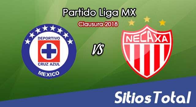 Cruz Azul vs Necaxa en Vivo – Liga MX – Sábado 10 de Febrero del 2018