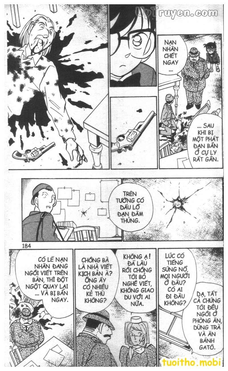 đọc truyện Conan bộ đặc biệt chap 27 trang 11