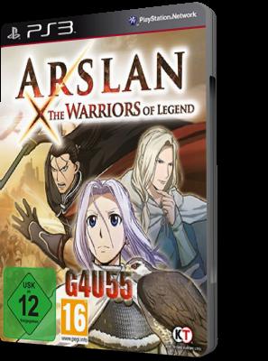 [PS3] ARSLAN: THE WARRIORS OF LEGEND (PSN)(2016) - JAP SUB ENG