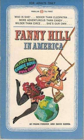 Fanny Hill in America, Fosdick, Frank