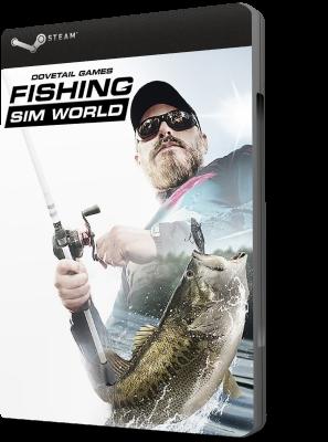 [PC] Fishing Sim World - Lago del Mundo DLC (2019) - SUB ITA