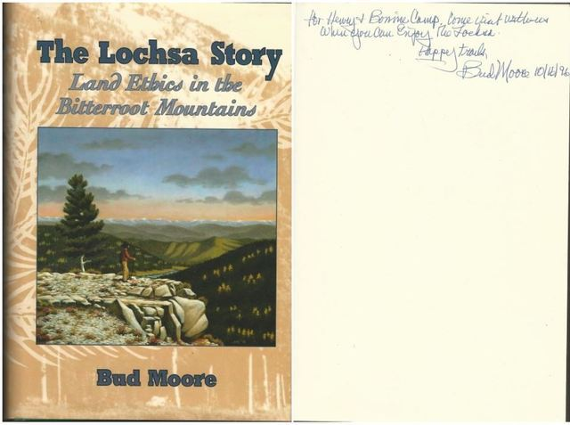 The Lochsa Story: Land Ethics in the Bitterroot Mountains, Bud Moore