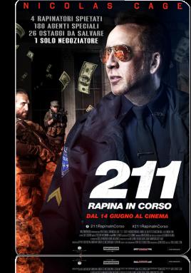211 - Rapina In Corso (2018).avi MD MP3 BDRip - iTA