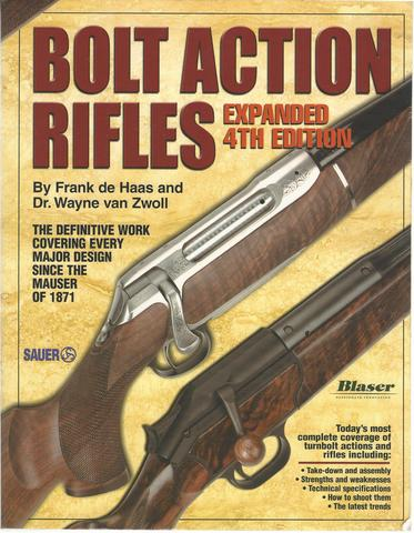Bolt Action Rifles, Zwoll, Wayne