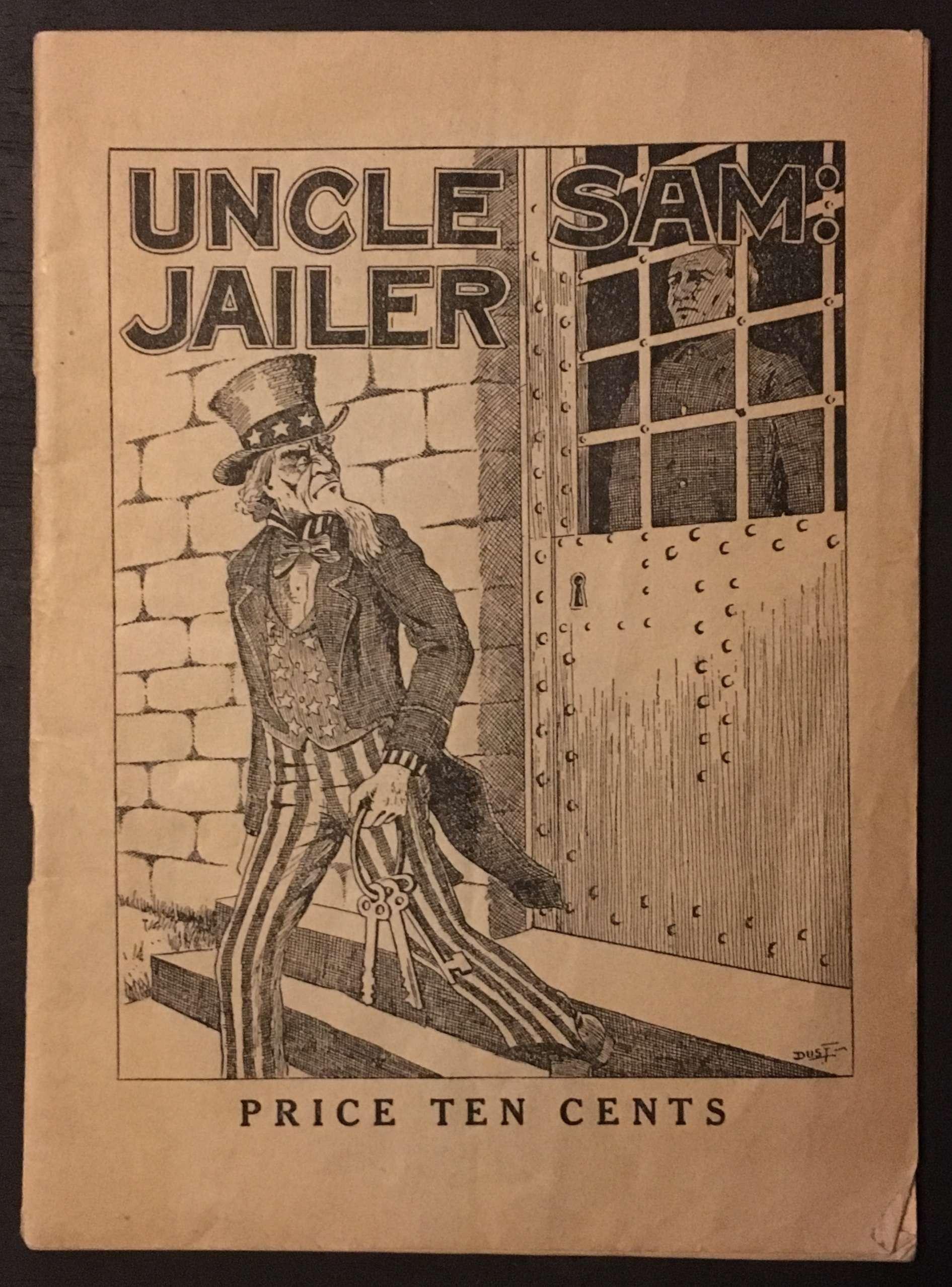 Uncle Sam: Jailer, Lane, Winthrop D.