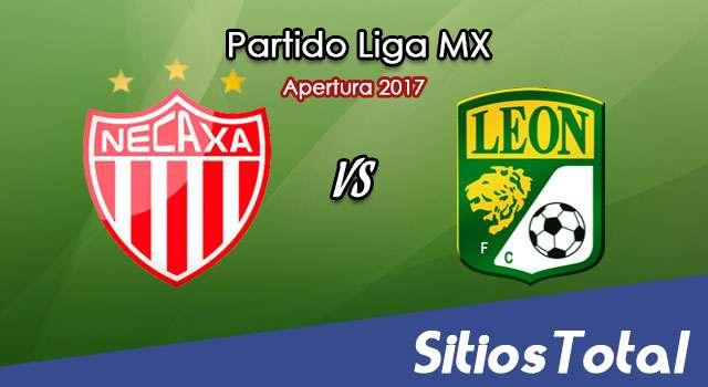 Necaxa vs León en Vivo – Liga MX – Sábado 12 de Agosto del 2017