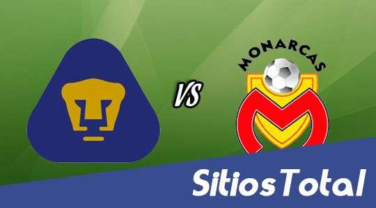 Ver Pumas vs Monarcas Morelia en Vivo – J11 Clausura 2016 – Domingo 20 de Marzo del 2016