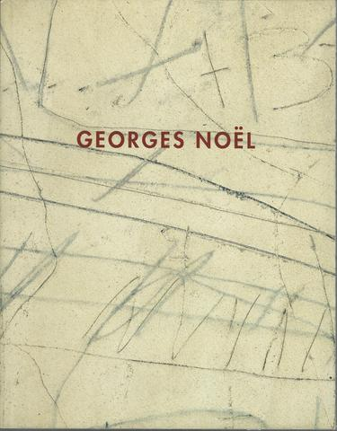 Georges Noel. Madrid, Febrero-Marzo 1994, Georges Noel, Galeria Jorge Mara