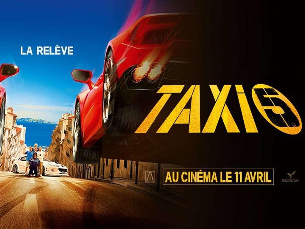Taxi 5 Quad Poster Πόστερ