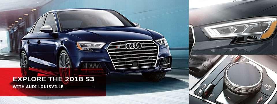 Audi S Model Overview In Kentucky Audi Louisville - Audi louisville