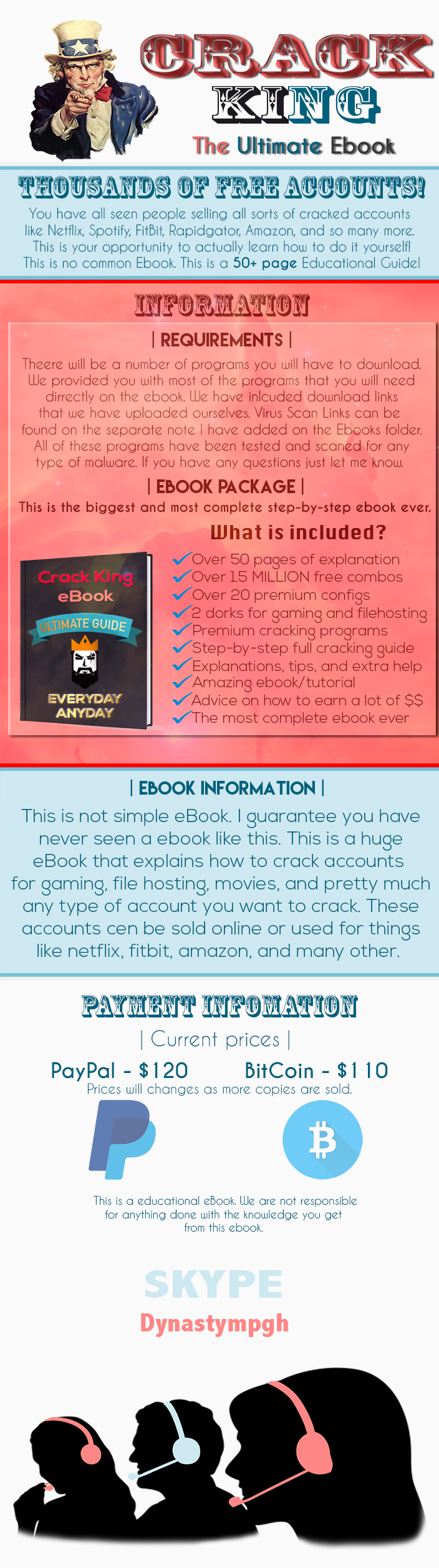 1 Cracking eBook | Learn to Crack Fitbit, *******, Spotify