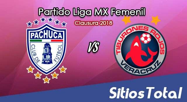 Pachuca vs Veracruz en Vivo – Liga MX Femenil – Lunes 26 de Febrero del 2018