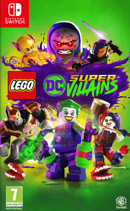 LEGO DC Super-Villains + [UPDATE]