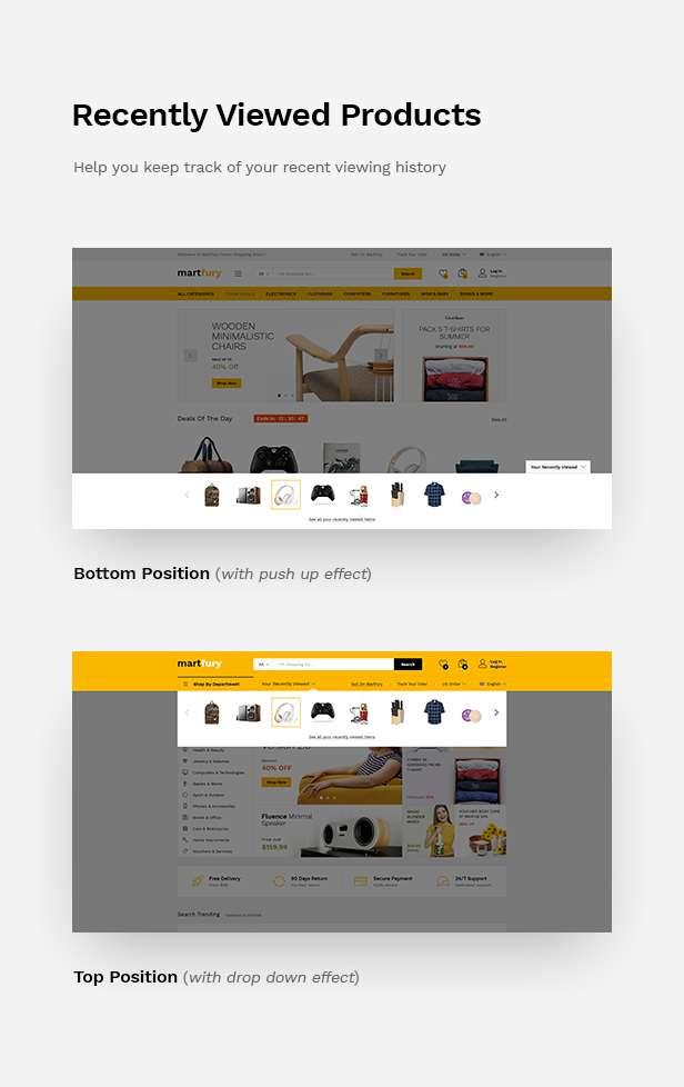 MartFury   Multi-Vendor & Marketplace eCommerce PSD Template - 23