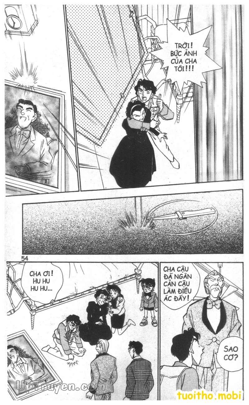 đọc truyện Conan bộ đặc biệt chap 20 trang 13