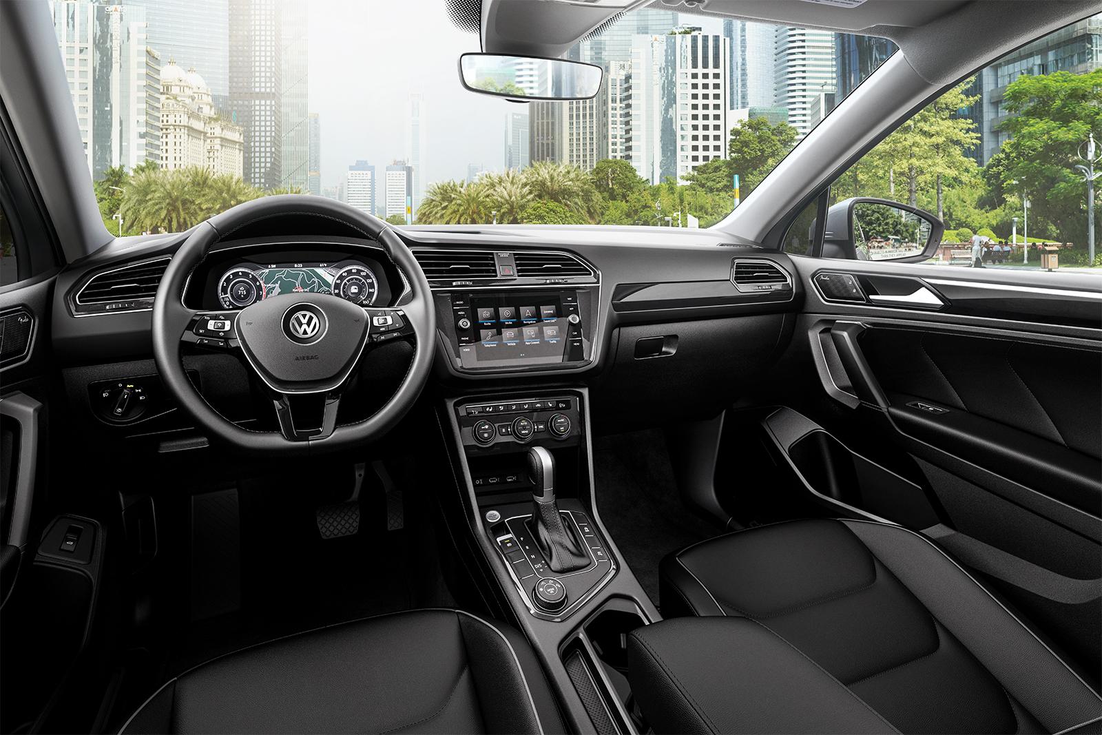2019 Volkswagen Tiguan Review, Configurations, Price | Ann