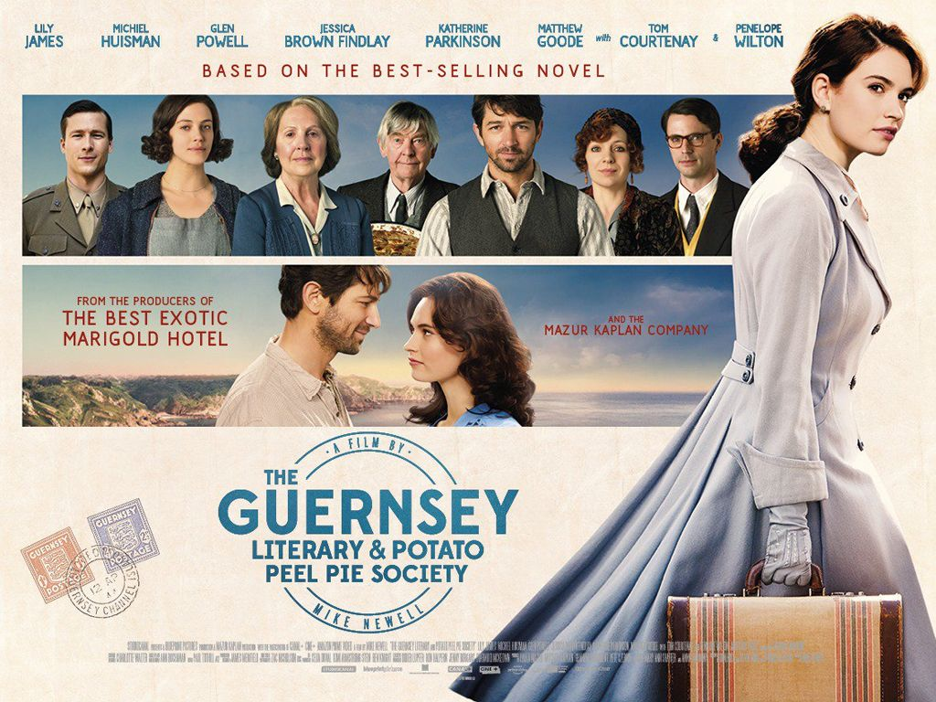 Με Αγάπη, Τζούλιετ (The Guernsey Literary and Potato Peel Pie Society) Movie