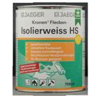 Jaeger 123 Kronen Flecken-Isolierweiss HS