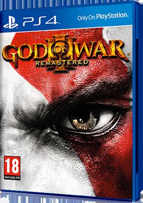 [PS4] God of War III Remastered (2015) - FULL ITA