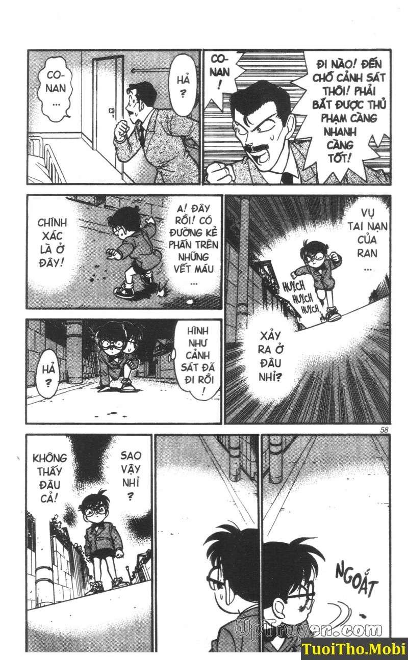 đọc truyện Conan bộ đặc biệt chap 12 trang 2