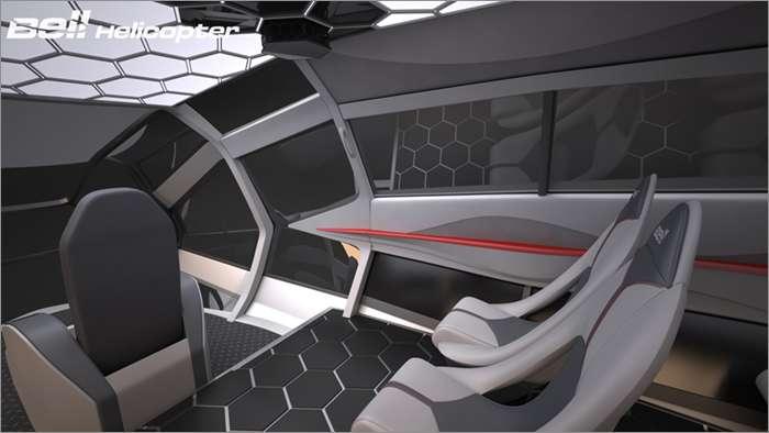 Bell FCX-001 Interior 03
