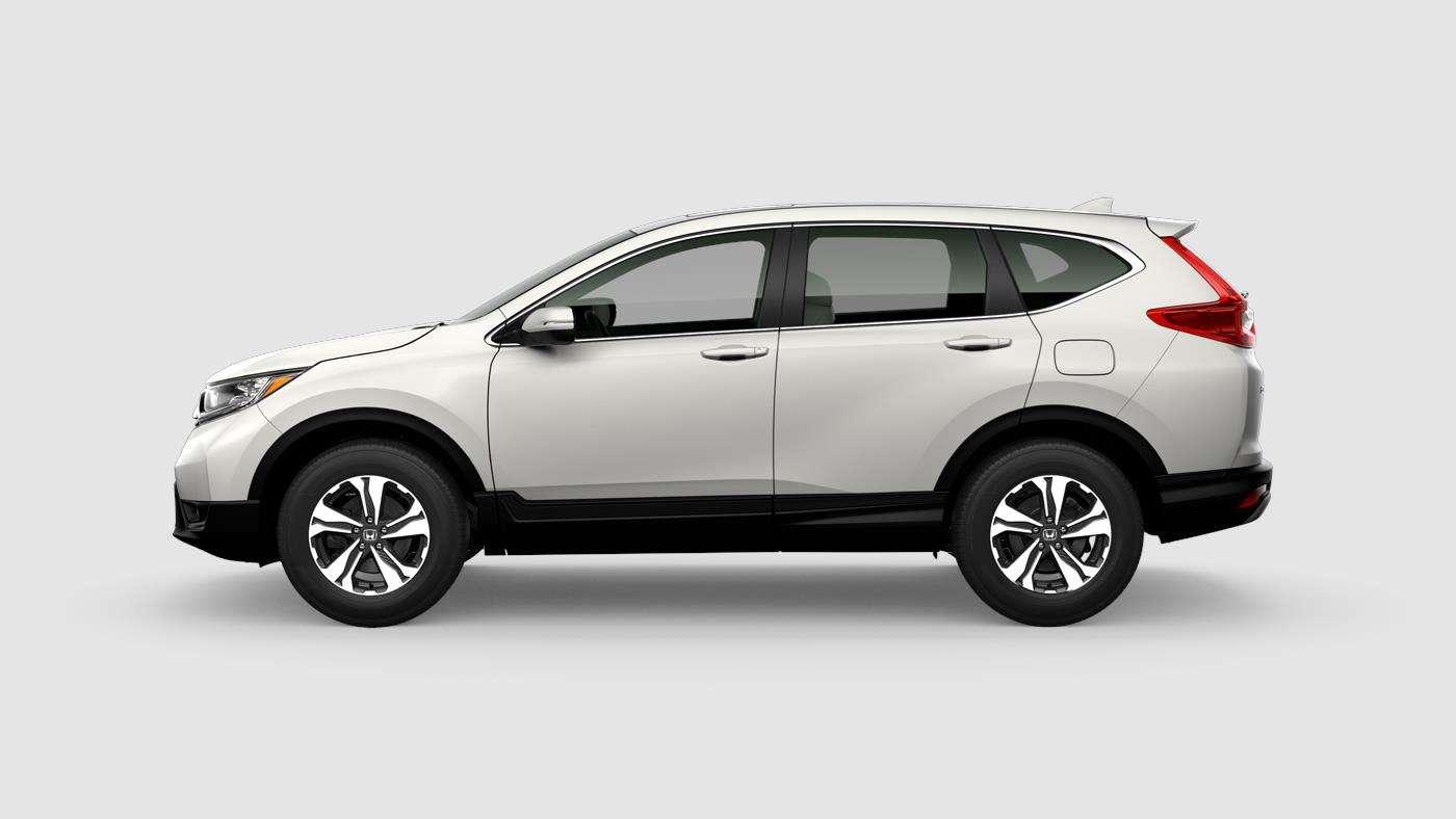 2018 Honda CR-V LX in White Diamond