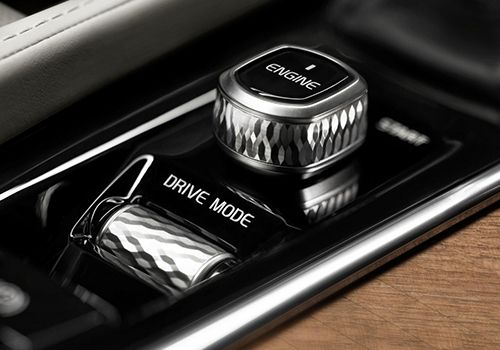 Volvo All-Wheel-Drive Mode Selector Button