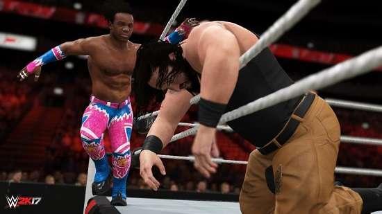 [PS3] WWE 2K17 (2016) - SUB ITA