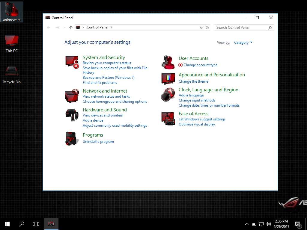 Windows 10 Final Remix Ltsb (may 2017) Gamer Edition (64Bit) - vozForums