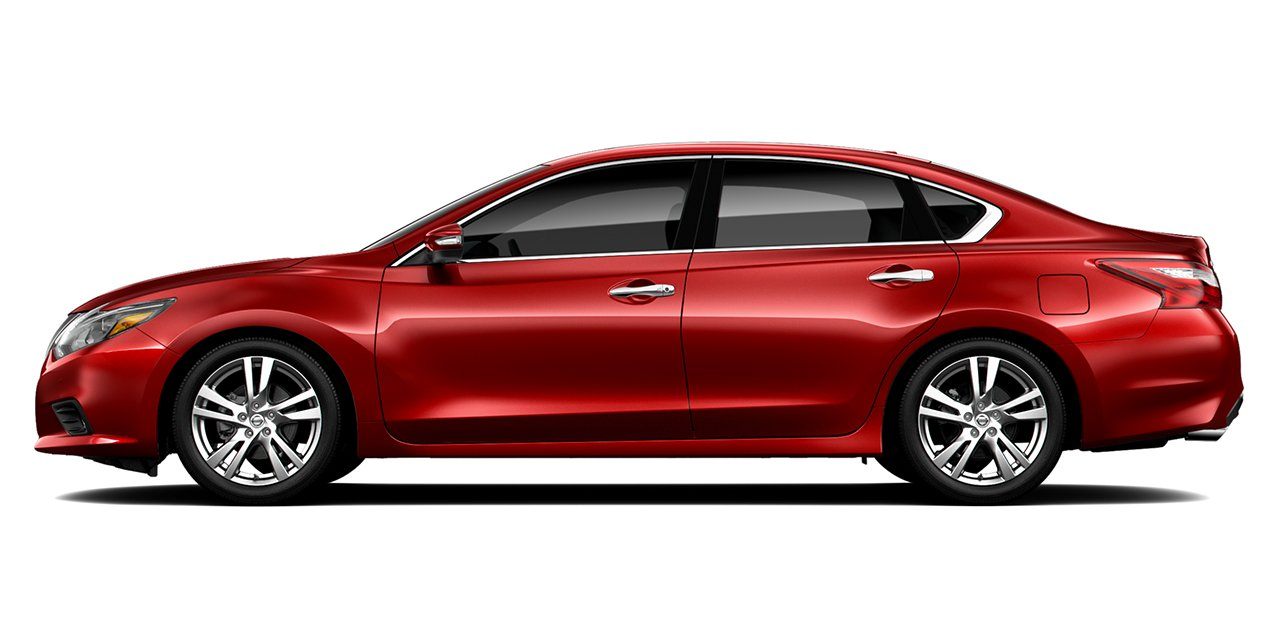 2017 Nissan Altima Exterior Color Options in Cleveland, OH ...
