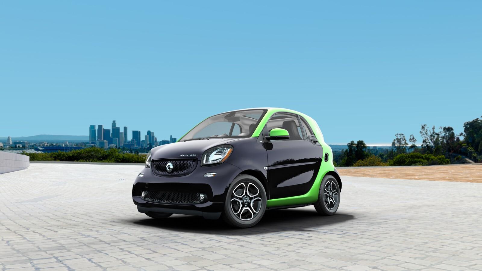 2018 smart prime coupe