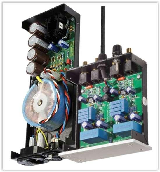 Lehmann Black Cube II SE - best phono amp in the 1$k range
