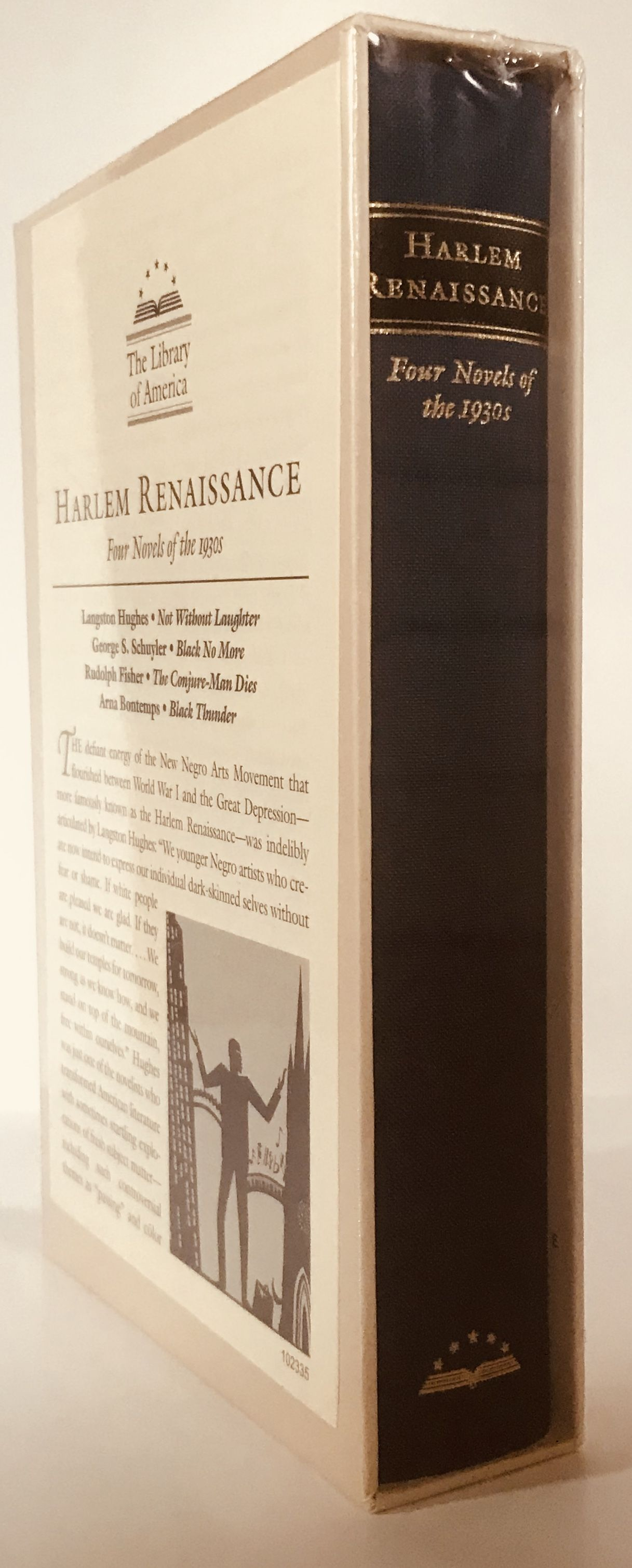 Harlem Renaissance: Four Novels of the 1930s (Library of America)
