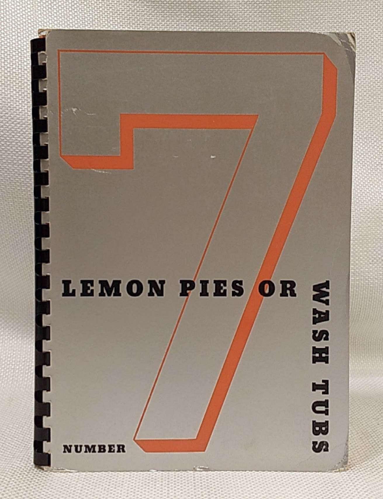 Jelke's GOOD LUCK Recipes (Lemon Pies or Wash Tubs #7), Easton, Esther W.