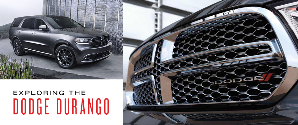 2016 Dodge Durango Review In Sandusky