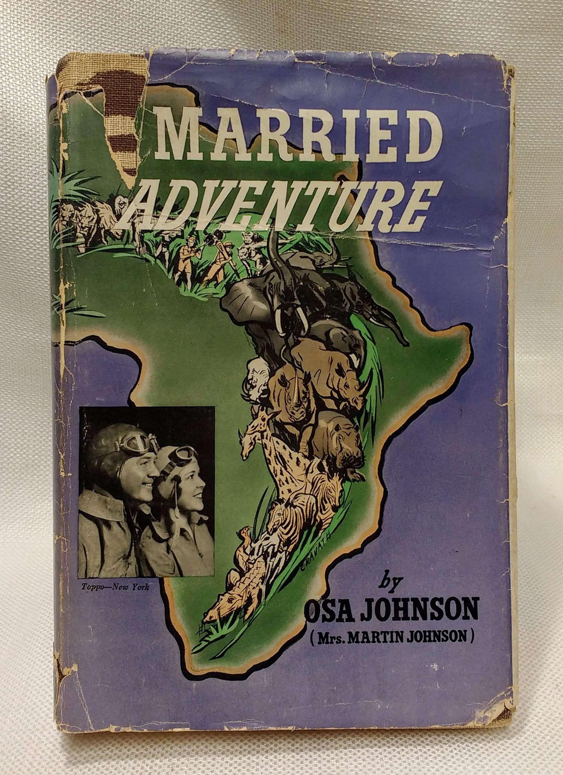 I Married Adventure, Johnson, Osa