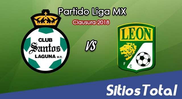 Santos vs León en Vivo – Liga MX – Miércoles 14 de Febrero del 2018