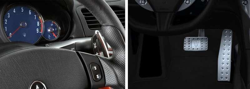 GranTurismo Steering Wheel Shift Paddles Aluminum Pedals