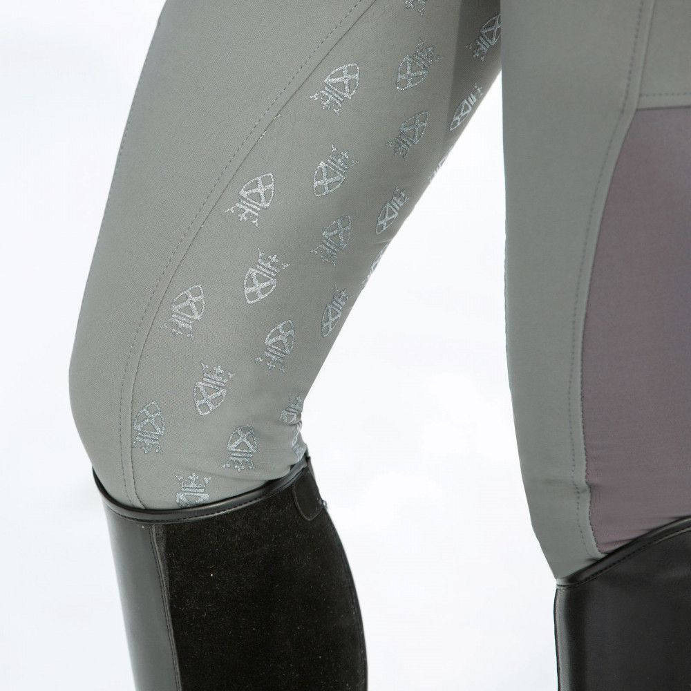 Horze-Leah-Women-039-s-Windproof-All-Season-Riding-Tights-Mid-Rise-Waist thumbnail 24