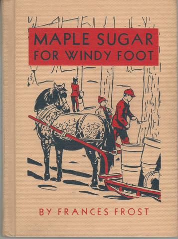 Maple Sugar for windy Frost, Frost Frances
