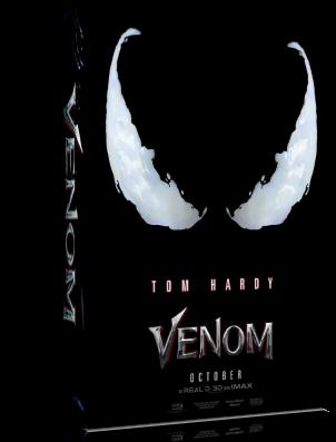 Venom (2018).avi MD MP3 TELESYNC - iTA