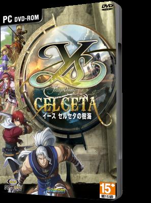 [PC] Ys: Memories of Celceta - Update v20180803 (2018) - ENG