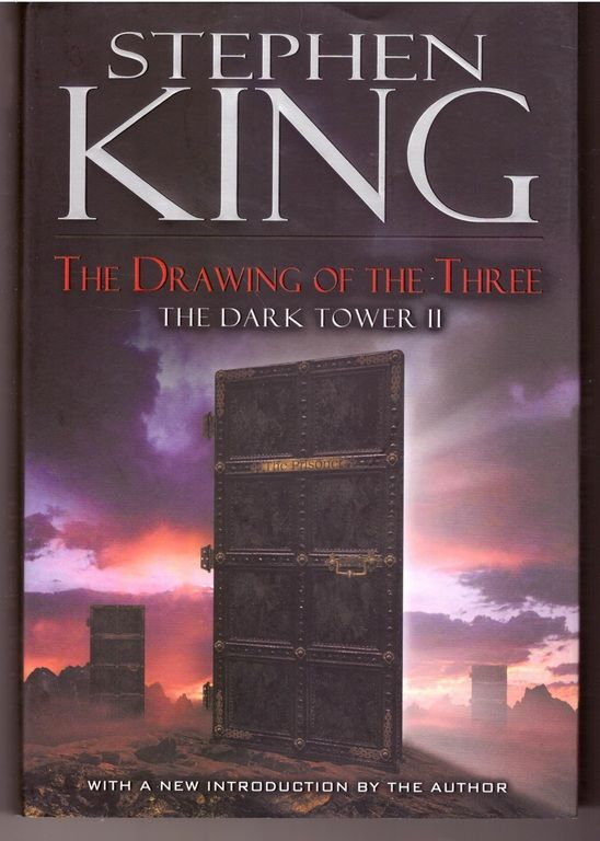 The Drawing of the Three (The Dark Tower, Book 2), King, Stephen; Hale, Phil