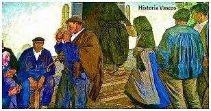 historia-vascos atrio aldeanos