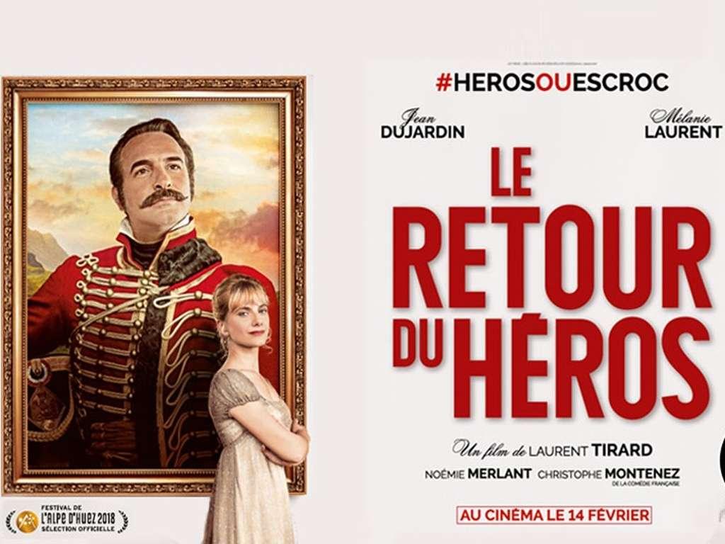 Καρδιοκατακτητής (Le Retour du heros) Quad Poster Πόστερ